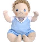 rubens baby dukke - Erik