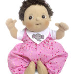 rubens baby dukke - Molly