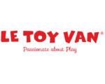 Se vores Le Toy Van trælegetøj